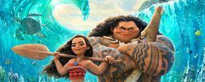 """""""Vaiana"""": Frohnatur und Halbgott auf abenteuerlicher Reise im neuen Trailer zum Disneyfilm"""