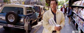 """Nach """"The Ridiculous 6"""" und """"The Do-Over"""" kommt """"Sandy Wexler"""": Erster deutscher Teaser zur neuen Netflix-Komödie mit Adam Sandler"""