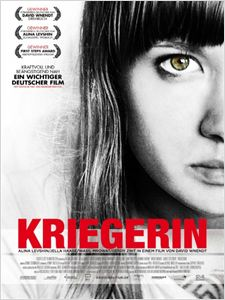 Kriegerin affiche