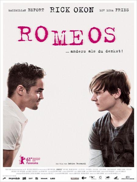 Romeos : poster