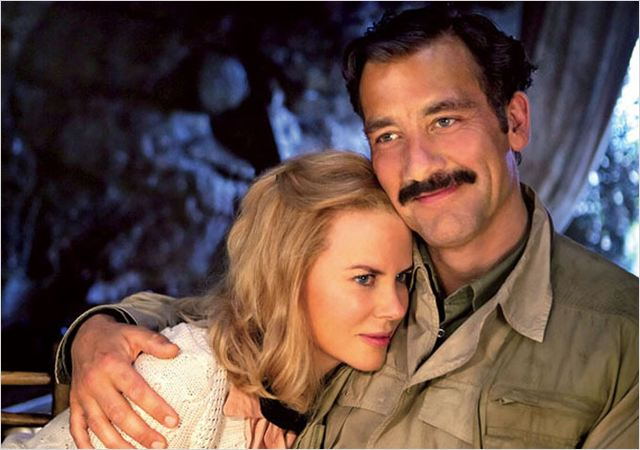 Hemingway & Gellhorn : photo Clive Owen, Nicole Kidman