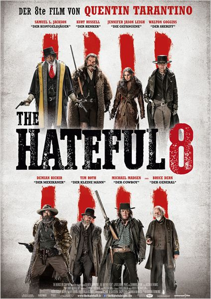 The Hateful 8 Film online schauen