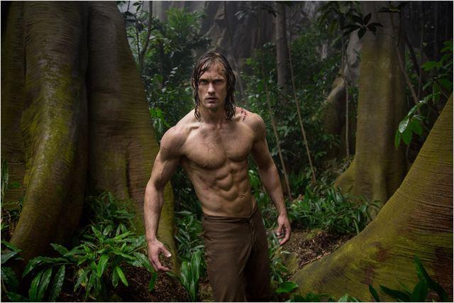 Legend Of Tarzan : Bild Alexander Skarsgård