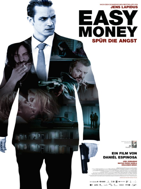 Filmplakat EASY MONEY