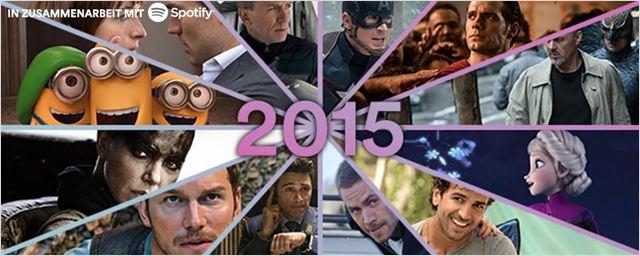 Der große FILMSTARTS-Jahresrückblick 2015