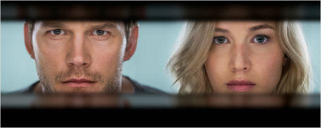 """Deutsche Kinocharts: """"Passengers"""" mit Chris Pratt und Jennifer Lawrence entthront """"Rogue One: A Star Wars Story"""""""