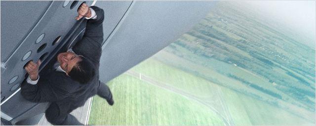 """Noch krasser als seine bisherigen Stunts: Tom Cruise trainierte ein Jahr lang für eine einzige """"Mission: Impossible 6""""-Sequenz"""